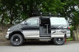 Mitsubishi Delica Boo Oom Conversion
