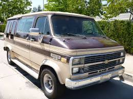 1984 Chevrolet Conversion Van