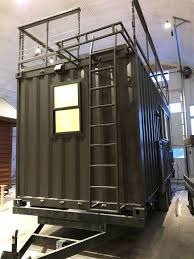 100 Shipping Container Model Tiny House Meets Shipping Container In Escapes Vista C Curbed