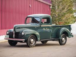 100 1940 Trucks RM Sothebys Ford Ton Pickup The Dingman Collection