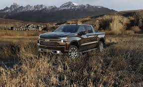 2019 Chevrolet Silverado 1500 Photos And Info | News | Car And Driver