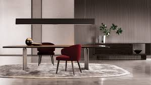 100 Minotti Dining Table The Morgan Rectangular Dining Table