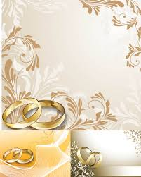 Free Wedding Background Clipart 1