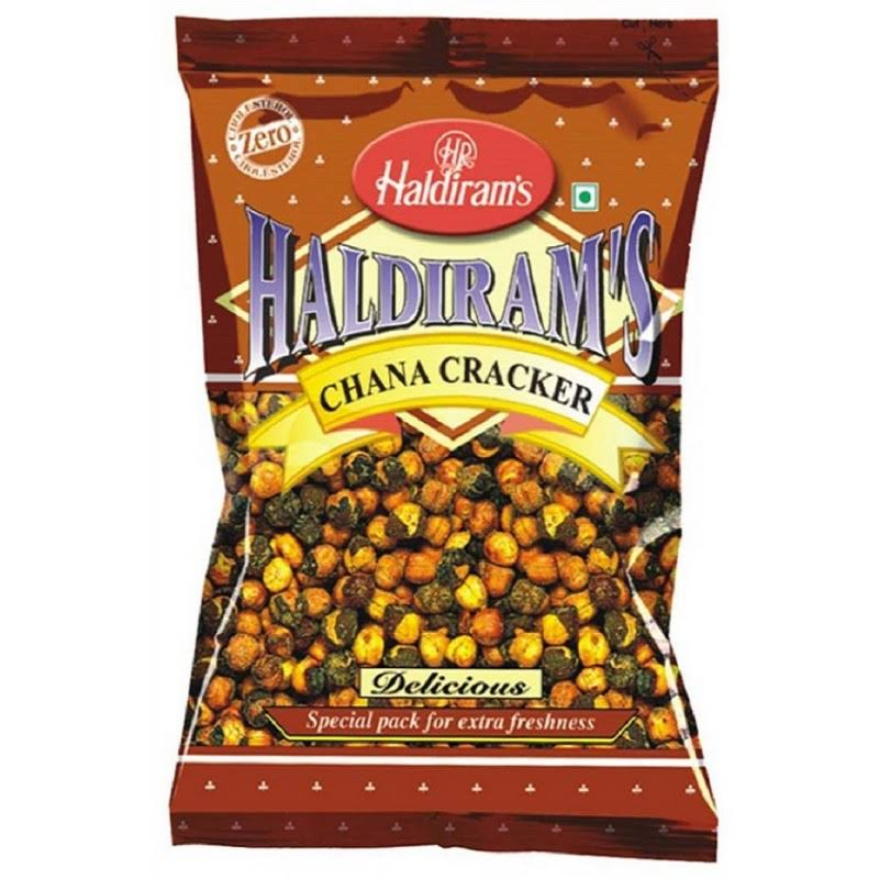 Haldiram's Chana Cracker Mix - 200g