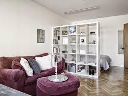 ikea regale kallax raumteiler wohnzimmer schlafzimmer ideen