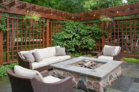 Gorgeous Patio Privacy Ideas Patio Privacy Wall Ideas Modern Patio