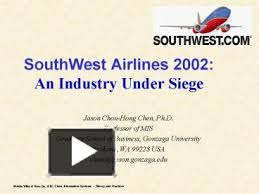 airlines reservation siege ppt southwest airlines 2002 an industry siege powerpoint