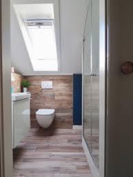 75 kleine badezimmer mit fliesen in holzoptik ideen