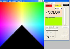 Different Color Mixer 10 Free Download