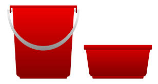Bucket And Spade Computer Icons Pail Red