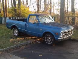 Awesome Awesome 1968 Chevrolet C-10 Custom 1968 CHEVY C-10 C10 ...
