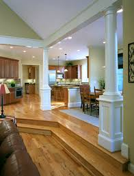 100 Split Level Living Room Ideas Step Down 10x10 Kitchen Remodel Cost
