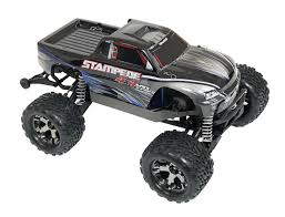 100 Traxxas Trucks Stampede VXL With Stability Management 67086