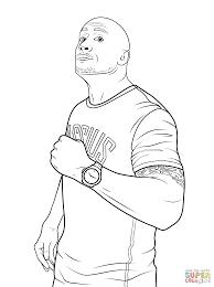 WWE Dwayne The Rock Johnson