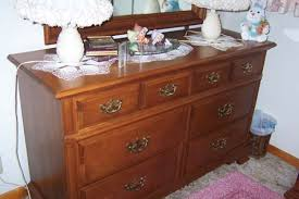 Sumter Cabinet Company Bedroom Set by Estate Auction Tell City Furniture Pick Up Truck Backhoe Sumter
