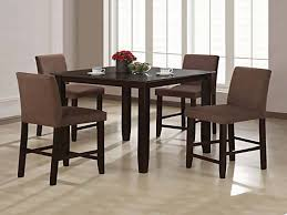 High Dining Room Tables And Chairs by Furniture Counter Height Dining Chairs New 5 Piece Counter Height