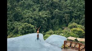 104 Hanging Gardens Bali Ubud Of Pools With The View By Travel Channel Full Feature Youtube