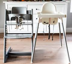 The Stokke High Chair Or The Ikea High Chair: Which Is The Best High ...