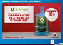 bouteille de gaz consigne moins de 21 euros une consigne et une charge de 13kg de butagaz
