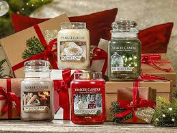 For Staying Power The Slow Burning Range Is Hard To Beat Yankee Candle Christmas Scents Best