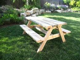 picnic table with benches hashtag digitals