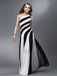 new style sheath one shoulder ruched hollow out long evening dress