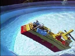 sinking lego ship youtube