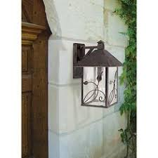 habitat collection 16 high indoor outdoor wall light lighting