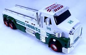 100 Hess Toy Trucks 2013 Truck Tilt Up Bed Plastic Lights Engine Sounds Semi Fast