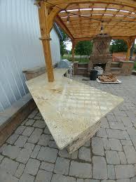 modern granite and tile home