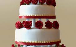 Cost Of Wedding Cake For 150 Image Awesome How Much Does A