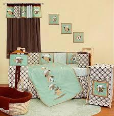 Tadpoles Owls Baby Bedding Set