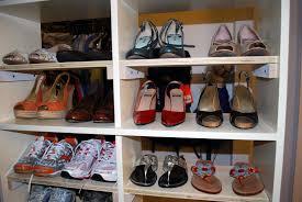 Shoe Organizer Ideas Diy Shoe Rack Bench Small Closet Hacks Ikea