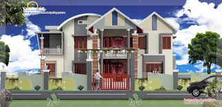 Duplex Home Elevation - 3196 Sq. Ft. | Home Appliance Front Elevation Of Ideas Duplex House Designs Trends Wentiscom House Front Elevation Designs Plan Kerala Home Design Building Plans Ipirations Pictures In Small Photos Best House Design 52 Contemporary 4 Bedroom Ranch 2379 Sq Ft Indian And 2310 Home Appliance 3d Elevationcom 1 Kanal Layout 50 X 90 Gallery Picture