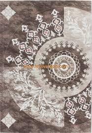 magasin de tapis tapis beige pour salon en acrylique et polypropylène gravel