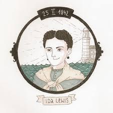 14 02 Margaret Knight 25 Ida Lewis