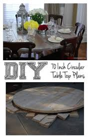 how to make a table pottery barn hack dilt