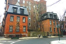 100 Homes For Sale In Greenwich Village The Story Of The Twin Houses Of Commerce Street Ephemeral