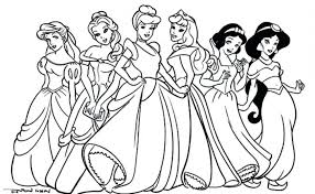 Free Princess Leia Coloring Pages Frozen Disney Cinderella To