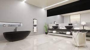 bodenfliesen silver flow glänzend waterfall 45 x 90 cm feinsteinzeug lea ceramiche