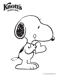 Picturesque Design Ideas Snoopy Valentine Coloring Pages Best 25 On Pinterest