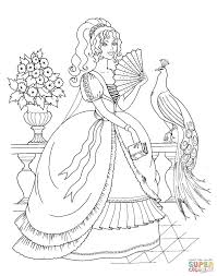 Coloring Pages Little Princess Inspirationa Baby Disney Printable