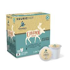 Caribou Coffee Pods Blend