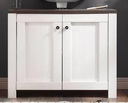 antwerpen waschbeckenunterschrank wbu unterschrank badezimmerschrank weiß günstig möbel küchen büromöbel kaufen froschkönig24