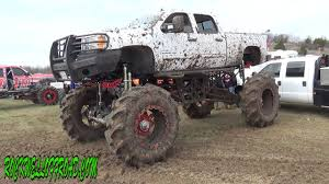 100 Monster Mud Truck Videos This Mega Built Duramax Will Stomp A Hole In Your