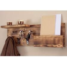 shop rustic wall key holder on wanelo
