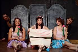 100 Loft Ensemble Los Angeles Theater Review LOVESICK LOFT
