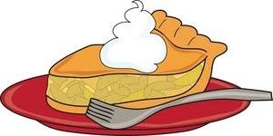 Apple Pie Slice Clipart 1