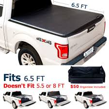 Leader Accessories 6.5ft Tri-fold Soft Vinyl Truck Bed Tonneau Cover ... 2015 Ford F 150 Truck Accsories Bozbuz 2016 F150 Xlt Supercab By Are Custom Roush Supercharged Led 16 17 2017 Dualliner Bed Liner Component System For With Dark Red Smoked Lens Tail Lights 1517 Recon Tonneau Cover Soft Folding Advantage 65 Styleside The First Drive How Different Is The Updated 2018 Fast 02014 Raptor 092014 Chase Rack Unique Ford 52018 55ft Bakflip G2 226329 Accsories Outfits Ford Project Truck With Gold