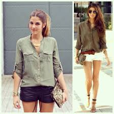 how to wear your short shorts style me